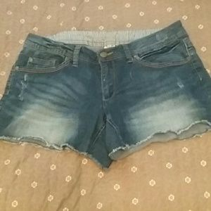 💙 Faded Glory jean shorts